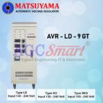Stavolt Matsuyama AVR LD / KD / SKD 9KVA