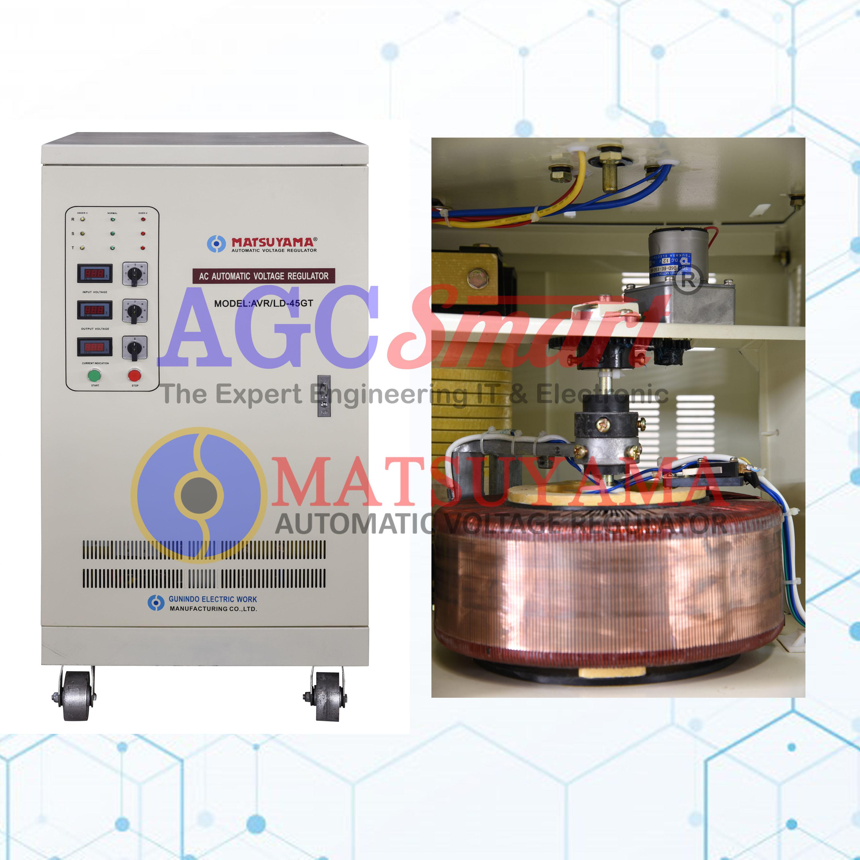 Stavolt Matsuyama AVR LD 45GT 3 Phase